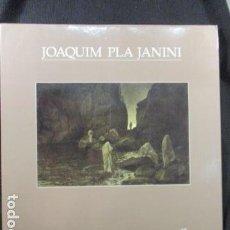 Arte: JOAQUIM PLA JANINI. FUNDACIÓ LA CAIXA. LUNWERG FOTOGRAFÍA. Lote 128826827