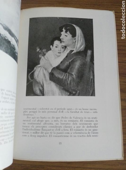 Arte: EL SEMPRE VALENCIA EN L'ARA DE PEDRO DE AVSLENCIA-XAVIER CASP-GALERIA ESTIL -AÑO 1964 - Foto 2 - 128534150