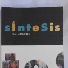 Arte: SÍNTESIS 15 AÑOS DE BECAS ENDESA FUNDACIÓN 2005 MUSEO DE TERUEL CON DVD. Lote 129031275