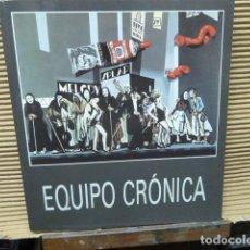 Arte: EQUIPO CRONICA CATALOGO DE LA EXPOSICION ANTOLOGICA 1965-1981. Lote 129271203