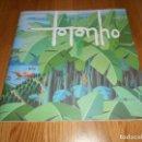 Arte: CATALOGO PINTURA SEMEANDO SONHOS 2007 PINTOR TOTONHO ANTONIO DE ARAUJO PEREIRA FIRMADO Y DEDICADO. Lote 129290603