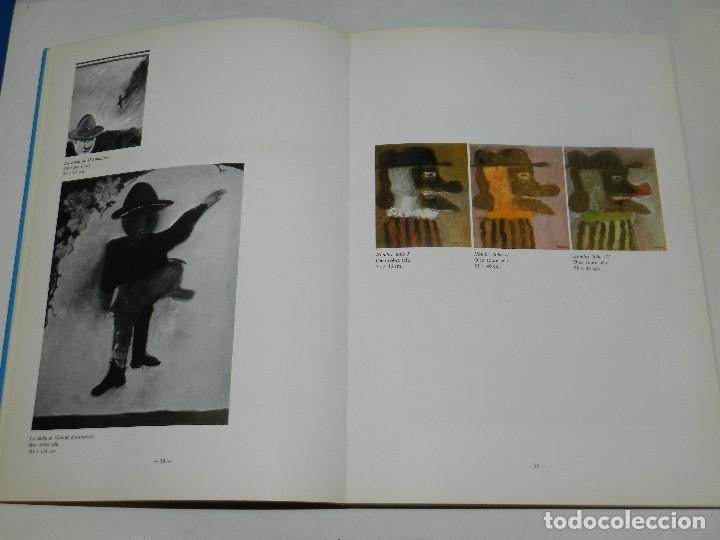 Arte: (M) EDUARDO ARROYO - CATALOG 20 AÑOS DE PINTURA 1962 - 1982 ,DEDICATORIA AUTOGRAFA DE EDUARDO ARROYO - Foto 4 - 129444835
