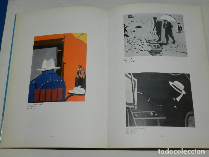 Arte: (M) EDUARDO ARROYO - CATALOG 20 AÑOS DE PINTURA 1962 - 1982 ,DEDICATORIA AUTOGRAFA DE EDUARDO ARROYO - Foto 5 - 129444835