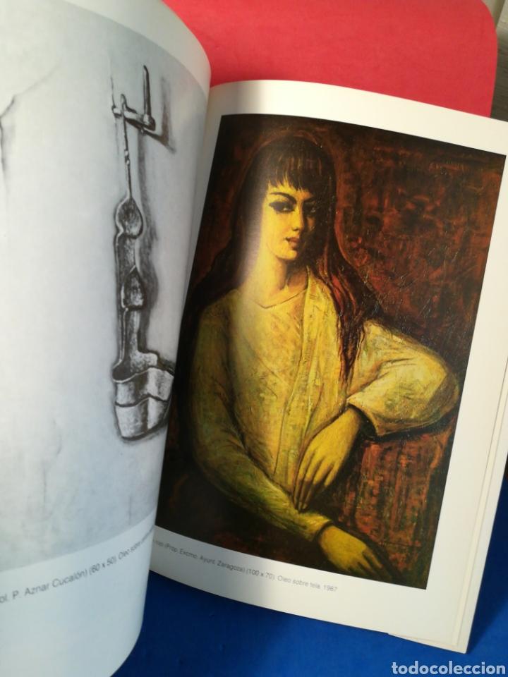 Arte: Marín Bosqued, exposición antológica - Catálogo exposición - Zaragoza, 1984 - Foto 5 - 130152391