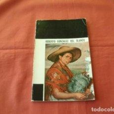 Arte: ROBERTO GONZÁLEZ DEL BLANCO - EXPOSICIÓN DE ÓLEOS (1964). Lote 130179159