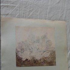 Arte: EXPOSICION DE OLEOS.GLORIA ALCAHUD.SALA ARTE AUSIAS MARCH.BARCELONA 1975. Lote 130203931