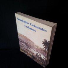Arte: GRABADOS COLONIALES CUBANOS - EXPOSICION EN SALA ALAMEDA 1999 - MALAGA. Lote 130325594