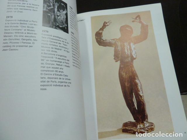 Arte: APELES FENOSA -CATALOGO- - Foto 2 - 130812056