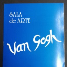 Arte: EUSTAQUIO SEGRELLES. CATALOGO DE EXPOSICION SALA VAN GOGH DE VIGO. 1974. FIRMADO Y DEDICADO.. Lote 129396243