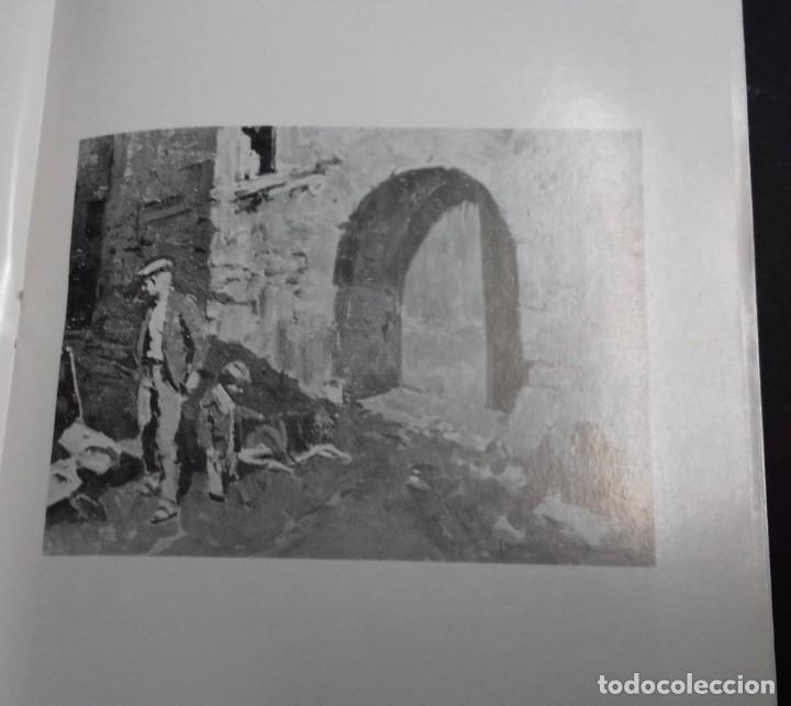 Arte: EUSTAQUIO SEGRELLES. CATALOGO DE EXPOSICION SALA VAN GOGH DE VIGO. 1974. FIRMADO Y DEDICADO. - Foto 5 - 129396243