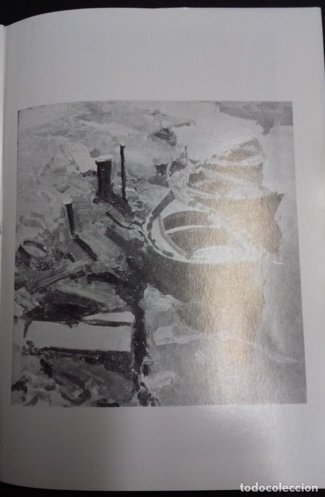 Arte: EUSTAQUIO SEGRELLES. CATALOGO DE EXPOSICION SALA VAN GOGH DE VIGO. 1974. FIRMADO Y DEDICADO. - Foto 9 - 129396243