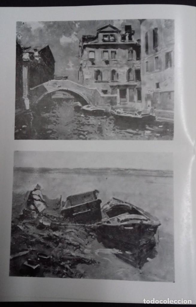 Arte: EUSTAQUIO SEGRELLES. CATALOGO DE EXPOSICION SALA VAN GOGH DE VIGO. 1974. FIRMADO Y DEDICADO. - Foto 10 - 129396243