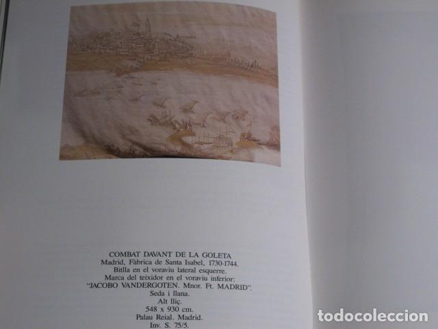 Arte: Patrimonio Nacional. Antic Reial Patrimoni. Tapissos, armes i arnesos. Llonja, Mallorca, 1990 - Foto 3 - 131187124