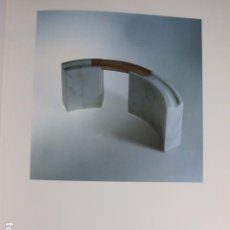 Arte: JOAN COSTA. ESCULTURES. CASAL SOLLERIC, PALMA DE MALLORCA, 1999. Lote 131188268