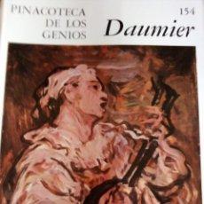 Arte: PINACOTECA DE LOS GENIOS Nº 154 : DAUMIER. EDITORIAL CODEX. Lote 131692242