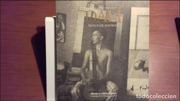 DALÍ EPOCA DE MADRID. CATALOGO RAZONADO. RAFAEL SANTOS TORROELLA (Arte - Catálogos)