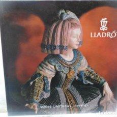 Arte: CATALOGO LLADRO- SERIES LIMITADAS 1996-97, NOVEDADES .-. Lote 132201290