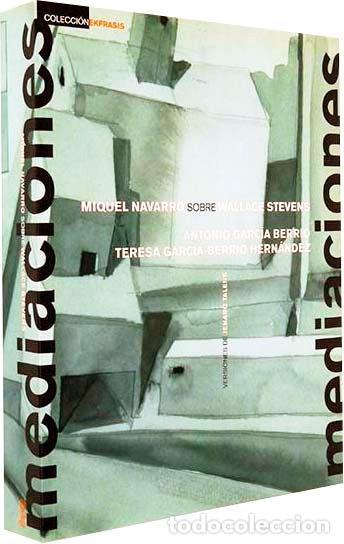 Arte: Miquel Navarro sobre Wallace Stevens (Mediaciones) Antonio García Berrio / Teresa García Berrio. - Foto 2 - 132655518