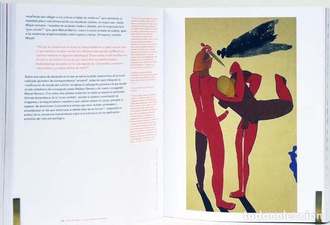 Arte: Miquel Navarro sobre Wallace Stevens (Mediaciones) Antonio García Berrio / Teresa García Berrio. - Foto 3 - 132655518