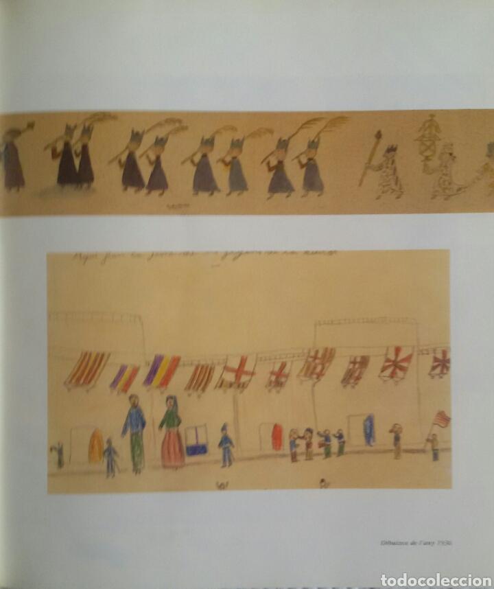 Arte: CESC. UNA HISTÒRIA D'UN PAÍS. FUNDACIÓ CAIXA DE BARCELONA, JUNIO 1986 + DÍPTICO DE LA EXPOSICIÓN - Foto 5 - 133089187