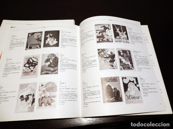 Arte: Carteles de fiestas en la coleccion del museo municipal (1932 - 1991) - Foto 7 - 133208566