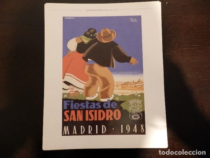 Arte: Carteles de fiestas en la coleccion del museo municipal (1932 - 1991) - Foto 11 - 133208566