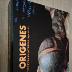 Arte: ORIGENES. ARTE Y CULTURA EN ASTURIAS. SIGLOS VII-XV. 1993. Lote 133388958