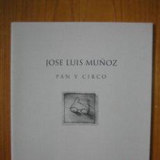 Arte: CATALOGO DE ARTE. JOSÉ LUIS MUÑOZ. Lote 133498958