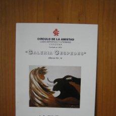 Arte: CATALOGO DE ARTE.LA PINTURA DE ANA REVERTE. Lote 133499410