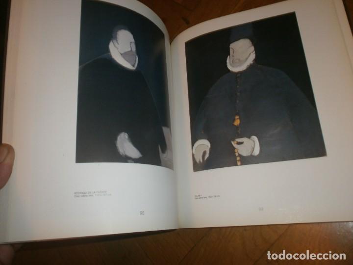 Arte: MANOLO VALDES CATALOGO EXPOSICIÓN SALA PARPALLÓ VALENCIA ESCULTURA PINTURA 1980 1986 - Foto 3 - 134237142