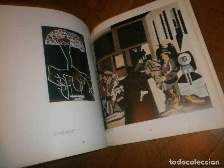 Arte: MANOLO VALDES CATALOGO EXPOSICIÓN SALA PARPALLÓ VALENCIA ESCULTURA PINTURA 1980 1986 - Foto 4 - 134237142