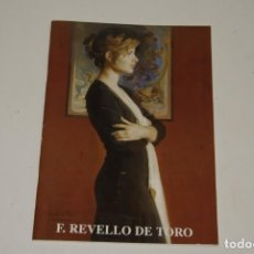 Arte: REVELLO DE TORO. Lote 134308734