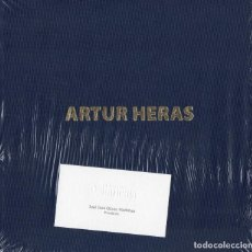 Arte: ARTUS HERAS. DIETARI DE SOMNIS. VARIOS. ED. BANCAJA. 2008.. Lote 134457494
