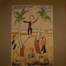 Arte: EDUARDO OLIVA. GALERIA MATISSE. 1991. Lote 135640383