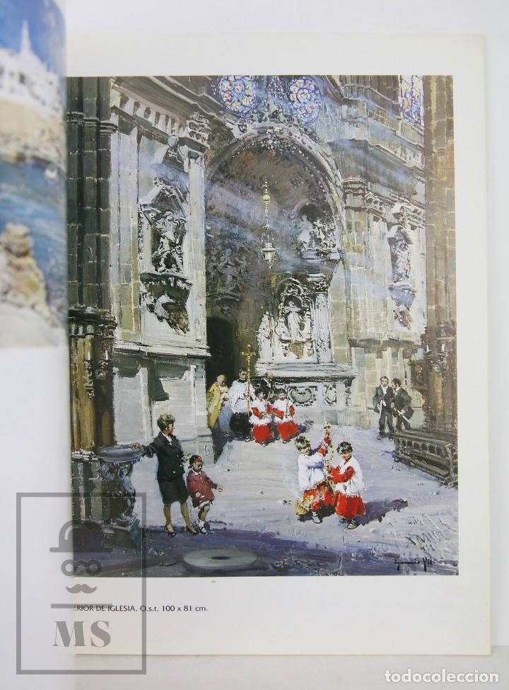 Arte: Catálogo Exposición Pintura - Ignacio Gil - Galerías Augusta. Barcelona, 1996 - Foto 2 - 135652619
