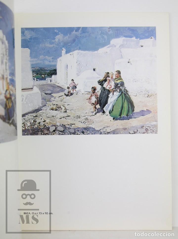 Arte: Catálogo Exposición Pintura - Ignacio Gil - Galerías Augusta. Barcelona, 1996 - Foto 3 - 135652619