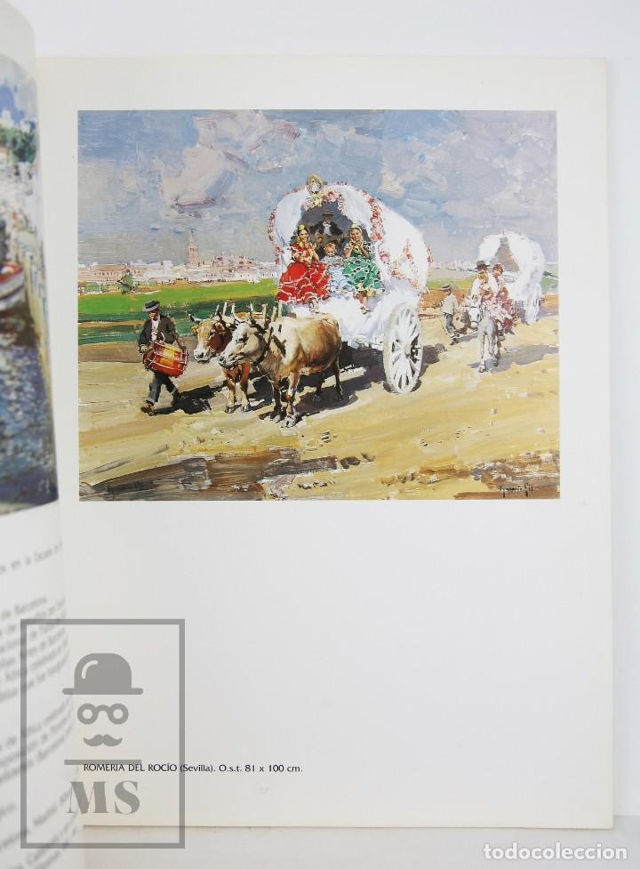 Arte: Catálogo Exposición Pintura - Ignacio Gil - Galerías Augusta. Barcelona, 1996 - Foto 4 - 135652619