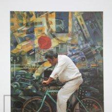 Arte: CATÁLOGO EXPOSICIÓN DE PINTURA - CEESEPE. BARCELONA 1995 - SALA PELAYO / MUTUA DE SEGUROS. Lote 146513461