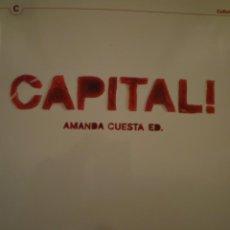Arte: CAPITAL. AMANDA CUESTA. ED. GENERALITAT DE CATALUNYA. 2006. Lote 136382422