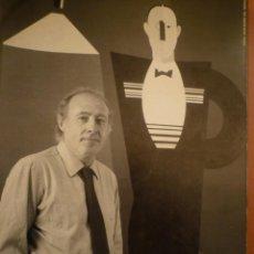 Arte: EDUARDO ARROYO. GALERIA CARLES TACHÉ. 1989. Lote 137136254