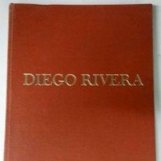 Arte: DIEGO RIVERA - PINTURA DE CABALLETE Y DIBUJOS - 1979. Lote 137359674