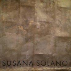 Arte: SUSANA SOLANO. GALERIA MAEGHT. 1987. Lote 137429594