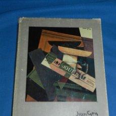 Arte: (M1-5) CATALOGO JUAN GRIS , 23 OKTOBER BIS 1965 , MUY ILUSTRADO, 151 ILUSTRACIONES + TEXTO. Lote 137432030