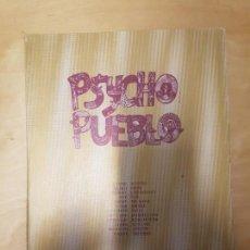 Arte: PSYCHO PUEBLO PINCUS WITTEN, R. / MCCORMICK, CARLO FERNANDO VIJANDE, MADRID (1985) 68PP. Lote 137522198