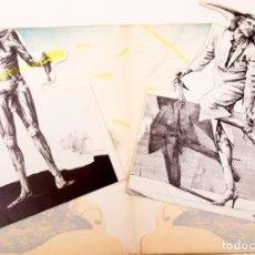 Arte: ANDRÉS NAGEL - GALERIA MAEGHT - 1980. Lote 139194670