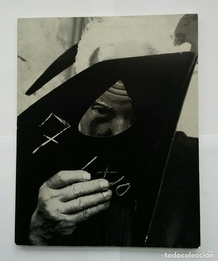 CALDER, ESCULTURAS, SALA GASPAR 1973, CON LITOGRAFÍAS ORIGINALES DE JOAN MIRÓ (Arte - Catálogos)