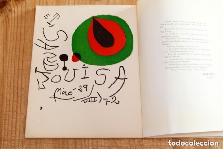 Arte: Calder, Esculturas, Sala Gaspar 1973, con Litografías Originales de Joan Miró - Foto 6 - 139749738