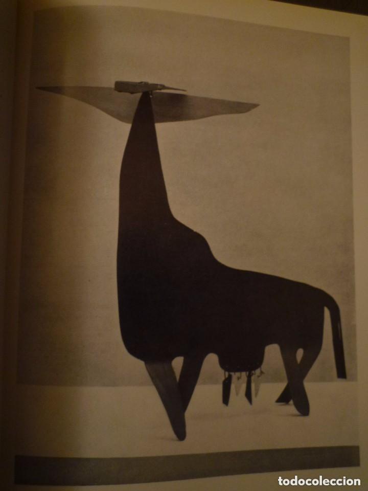 Arte: Calder, Esculturas, Sala Gaspar 1973, con Litografías Originales de Joan Miró - Foto 8 - 139749738