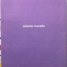 Arte: ANTONIO MURADO: MARAÑAS. GALERÍA VOLTER. 1994. Lote 140163050