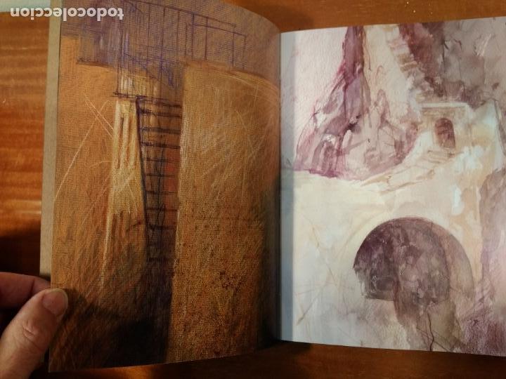 Arte: CUADERNOS DE VIAJE EN SU ESTUCHE. CANO, Pedro. Edita Caja de Ahorros de Murcia año 1994. - Foto 3 - 140025446